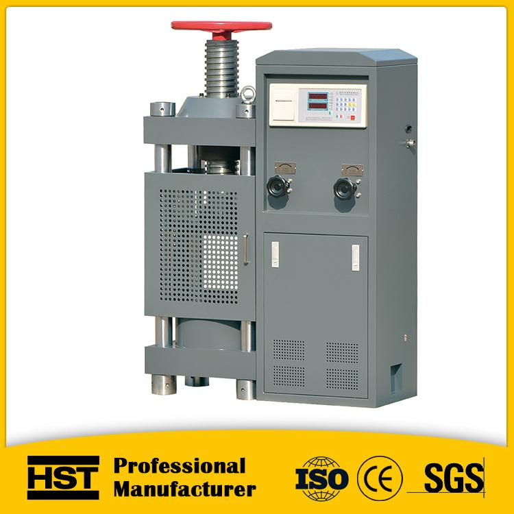 YES-2000吨数显式压力试验机(电动丝杠)