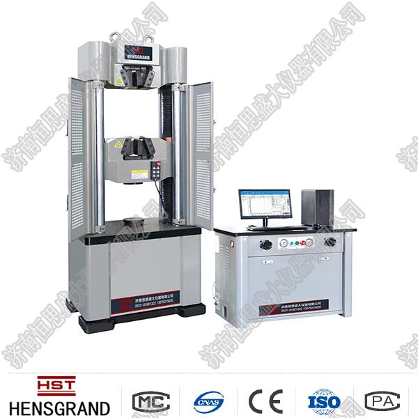 WEW-100D/300D数显液压万能试验机